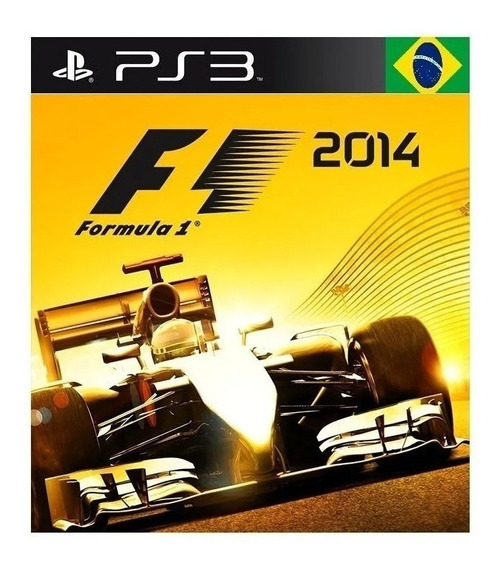 F1 2014 Ps3 Psn Dublado Português Jogo Promoção Em