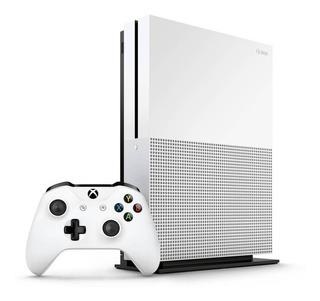 Consola Xbox One S 1tb 4k Hd + 2 Joysticks Ahora En Cuotas