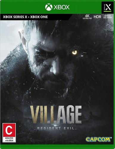 Imagen 1 de 6 de Resident Evil Village - Xbox Series X|s / Xbox One
