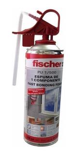 Espuma De Poliuretano Expandido Fischer 500ml Pu 1/500