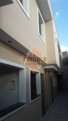 Sobrado Em Condomínio Fechado, 65 M², 02 Suítes, 01 Vaga, R$ 250.000,00 - 2437