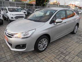 Citroën C4 Lounge 1.6 Origine 16v Turbo Flex 4p Manual