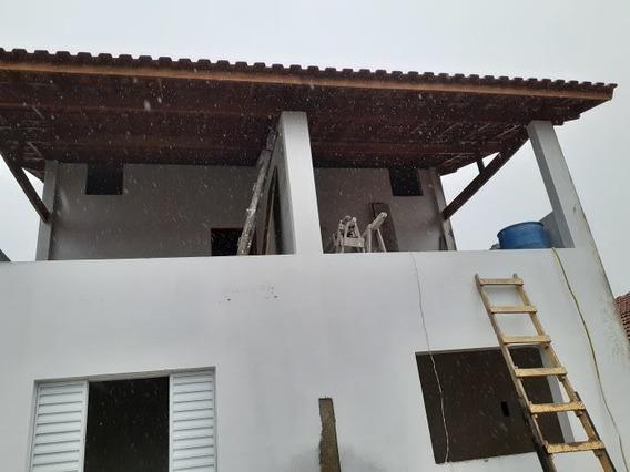 Sobrado Com 3 Dormitórios Em Mongaguá, Agenor De Campos