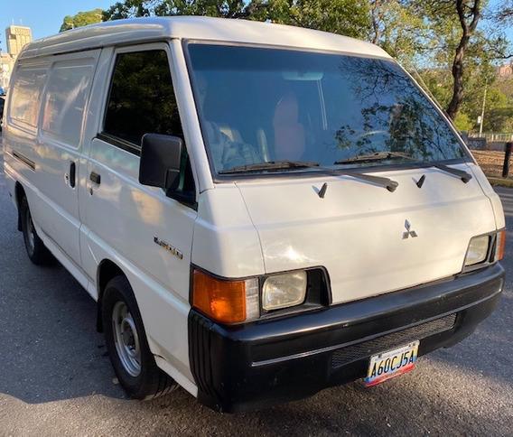 Mitsubishi Panel L300 Van Carga Transporte Envios Mudanzas