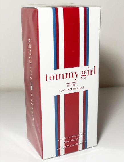 Tommy Girl Tommy Hilfiger Edt Feminino 100ml Original