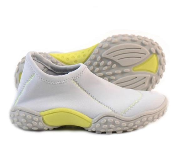 Zapatillas Elastizadas Doblele Alfa Niños Comodas Colores