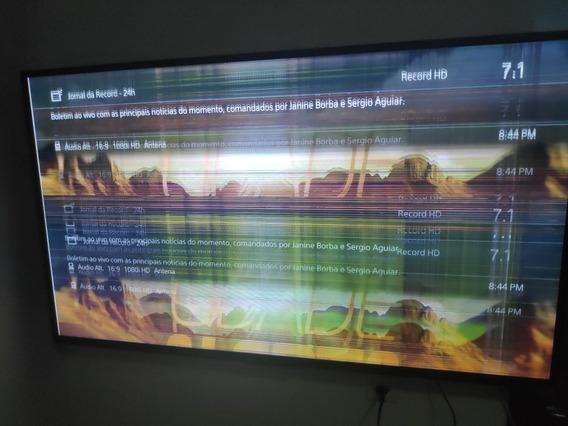 Tv Sony Smart Led 55 Com Defeito Na Tela Kd-55x7005d Android