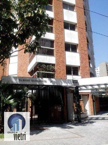 Apartamento Com 4 Dormitórios À Venda, 200 M² Por R$ 720.000 - Jardim Ampliação - São Paulo/sp - Ap4545