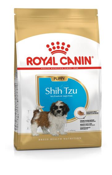 Alimento Perro Royal Canin Bhn Shih Tzu Puppy 1,13 Kg