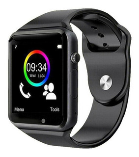 Smartwatch Relógio Liga Bluetooth Android Touch Screen Chip