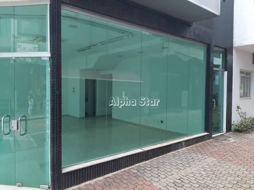 Imagem 1 de 12 de Loja Para Alugar, 120 M² Por R$ 5.500/mês - Condomínio Centro Comercial Alphaville - Barueri/sp - Lo0569