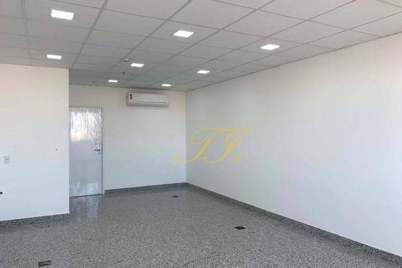 Sala Para Alugar, 40 M² Por R$ 2.045,00/mês - Vila Pedro Moreira - Guarulhos/sp - Sa0040