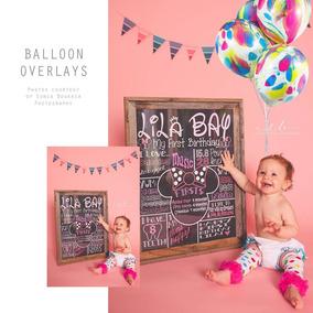 Sobreposições De Balão