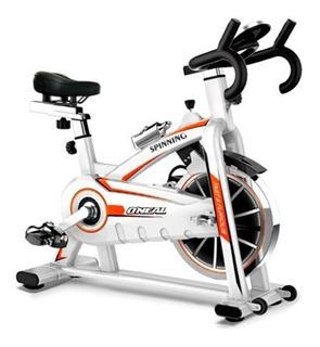 Bike Spinning Bicicleta Ergométrica Oneal Roda Inércia 11 Kg