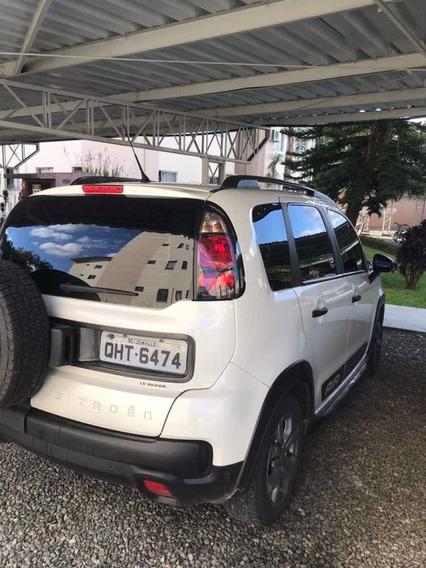 Citroën Aircross 1.6 16v Feel Flex Aut. 5p 2016
