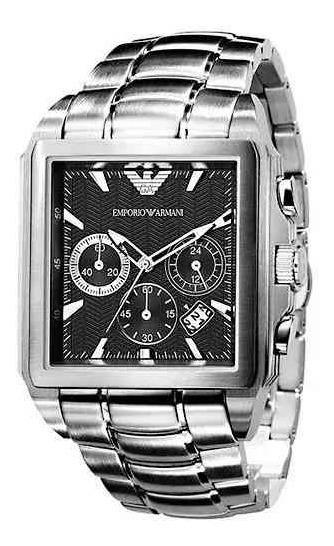 Relógio Pa0577 Emporio Armani Ar0659 Jogador Kaká + Caixa