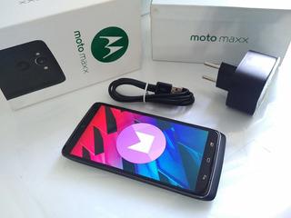 Celular Moto Maxx Motorola Quad Core 2.7ghz 64gb 21mpx