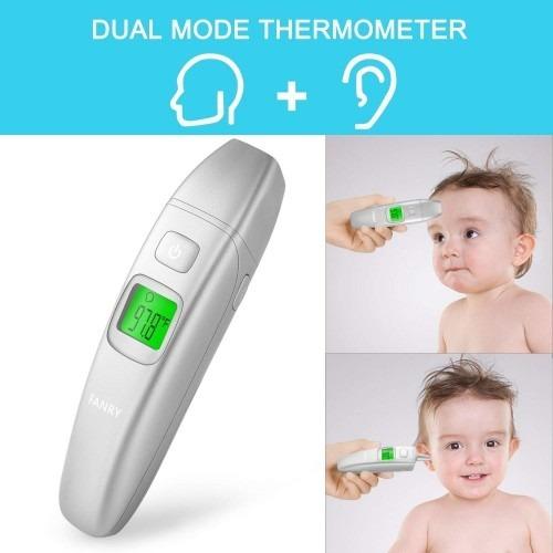 Termometro Digital Cabeza Y Oido