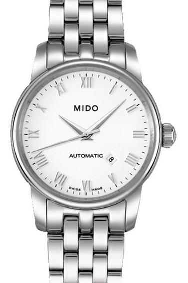 Reloj Mido Baroncelli Automático Acero Mujer M76004261