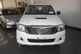 Toyota Hilux 2.5 Turbo Okm 2013 Permuto Y Financio Con Dni