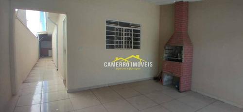 Imagem 1 de 15 de Casa Com 3 Dormitórios À Venda, 100 M² Por R$ 240.000,00 - Jardim Das Orquídeas - Santa Bárbara D'oeste/sp - Ca2730