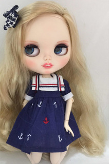 Blythe Doll Customizada Boneca Custom Tbl