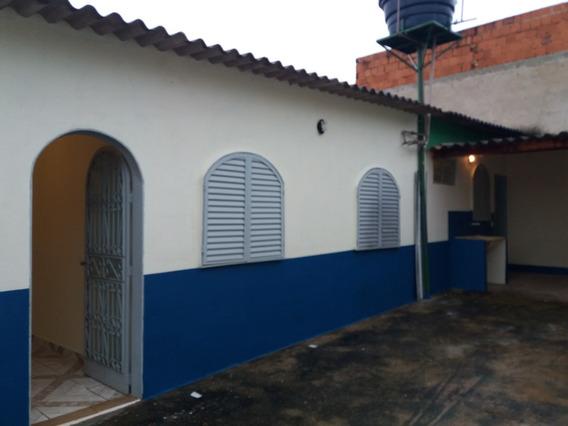 Casa 2 Quartos Qd.3 - Estrutural