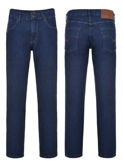 Calça Vilejack Jeans Lycra Plus Size - Ref. Cg102