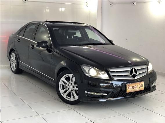 Mercedes-benz C 200 1.8 Cgi Avantgarde 16v Gasolina 4p Autom
