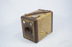 Câmera Antiga Kodak Brownie