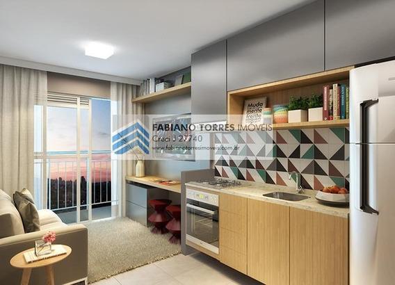 Apartamento A Venda Em São Paulo, Penha, 1 Dormitório, 1 Banheiro - Plano Penha