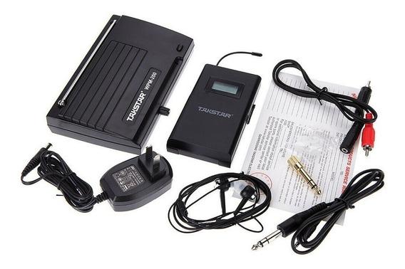 Retorno De Palco In Ear Sem Fio Wireless Takstar Wpm200