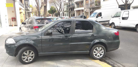 Fiat Siena El 1.4 Pack Seg Año: 2014 (y) Muy Bueno