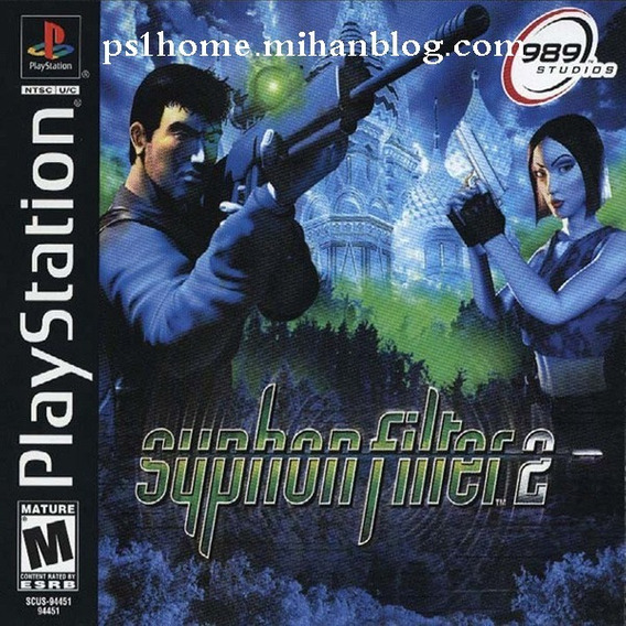 Syphon Filter 2 Inbox Pacths Psx Psone Ps1 Pc Ps2* Brinde