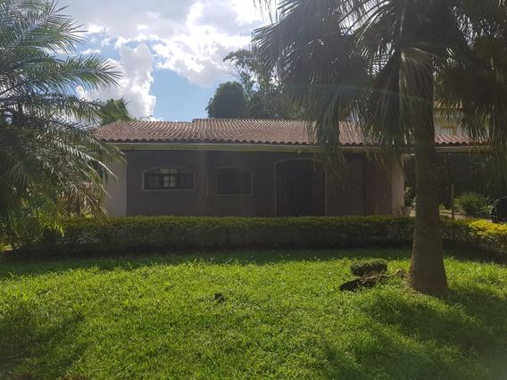 Chácara À Venda - 4 Dorm. (3 Suítes) - A.t.1000m² - Capuava - Embu Das Artes - 280 - 33921570