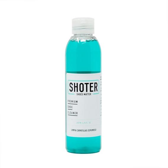 Kit Limpiador Calzado Gamuza Cuero Nobuck Shoter