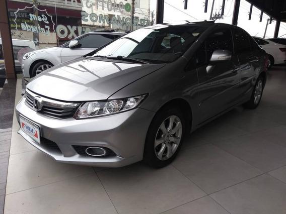 Honda Civic 1.8 Exs 16v Flex 4p Automático Sem Entrada Uber