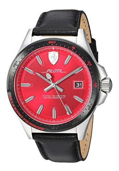 Reloj Ferrari Para Hombres 45mm