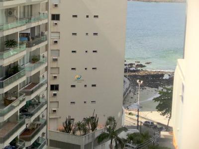 Flat Para Alugar No Bairro Pitangueiras Em Guarujá - Sp. - Enl205-3