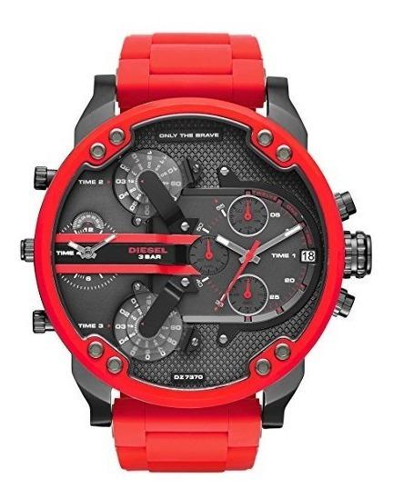 Reloj Diesel Dz7370 100% Nuevo Y Original En Caja