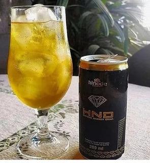 Hnd Diamond Energy Drink - 12 Unidades