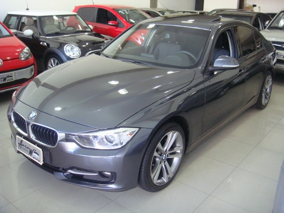 Bmw 328i Active Flex 2.0 Turbo 2015 Top De Linha!!!