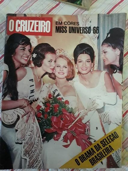 Revista O Cruzeiro 1966