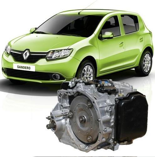 Cambio Automático Renault Sandero Al4 Instalado