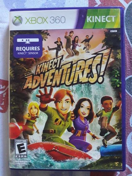 Kinect Adventures Xbox 360 Português