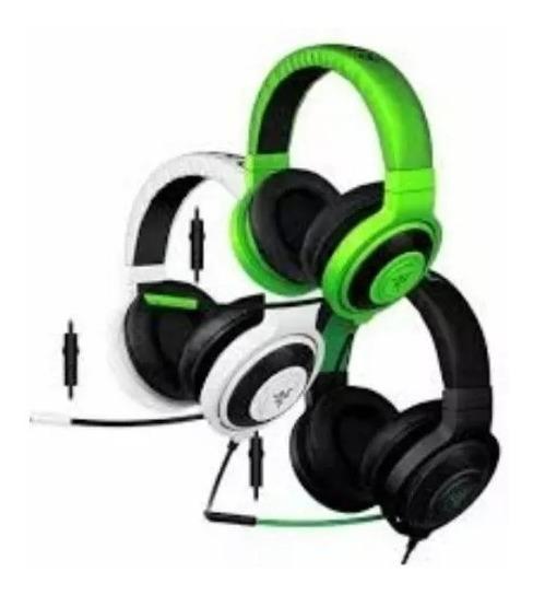 Headset Gamer Fone Razer Kraken Pro 2015 (ps4 Xbox One E Pc)