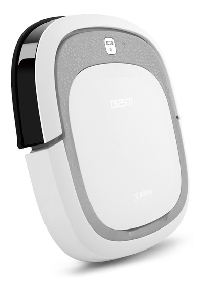 Aspiradora Robot Inteligente Wifi Ecovacs Slim2 Trapea Mopa
