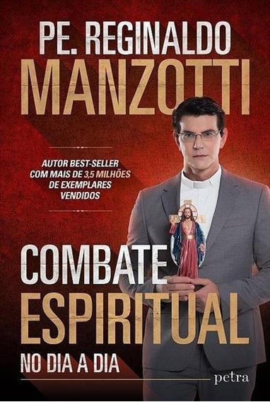 Livro Combate Espiritual No Dia A Dia Frete Gratis Reginaldo