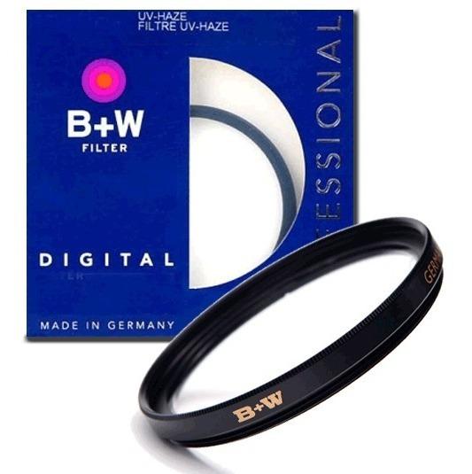 Filtro B+w Uv 67mm Haze Digital Schneider (fabricação Alemã)