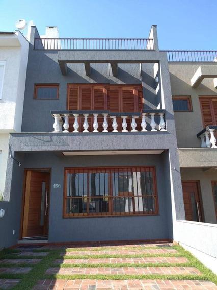 Villarinho Vende Diferenciada Casa 03 D -1 Su[ite No Portal Do Guarujá -r$ 560.000,00 - Excelente Construção E Acabamento. - Ca0547